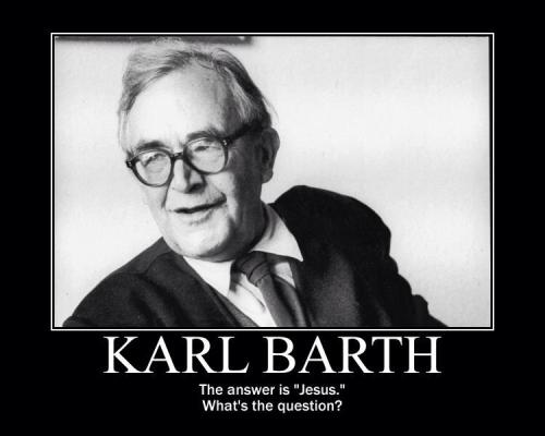 Barth and Jesus